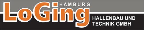 LOGING Hallenbau und Technik GmbH Logo