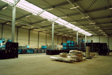 Loging group Šentjernej logistični center